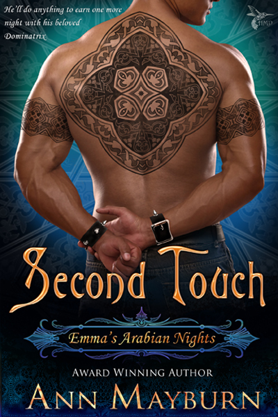 Second touch by Ann mayburn BDSM Contemporary FemDom Romance